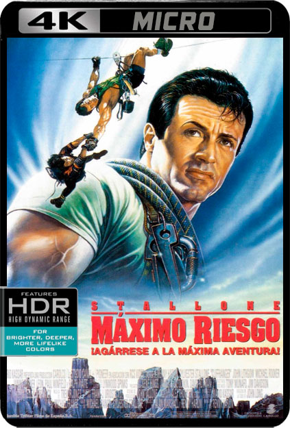 MAXIMO RIESGO [4K UHDMICRO][2160P][HDR10][DTS-HD 5.1 AC3 5.1 CASTELLANO- AC3 5.1-INGLES+SUBS][ES-EN] torrent